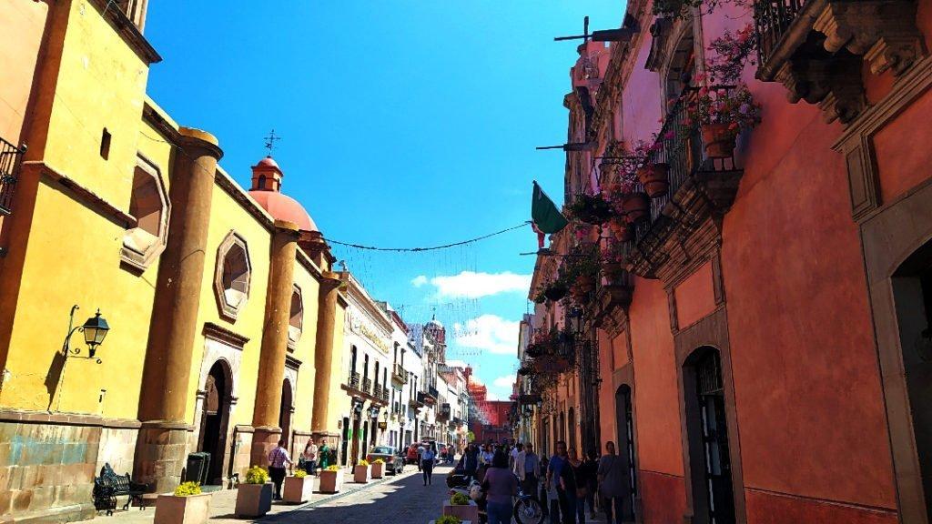 Historic center of Queretaro