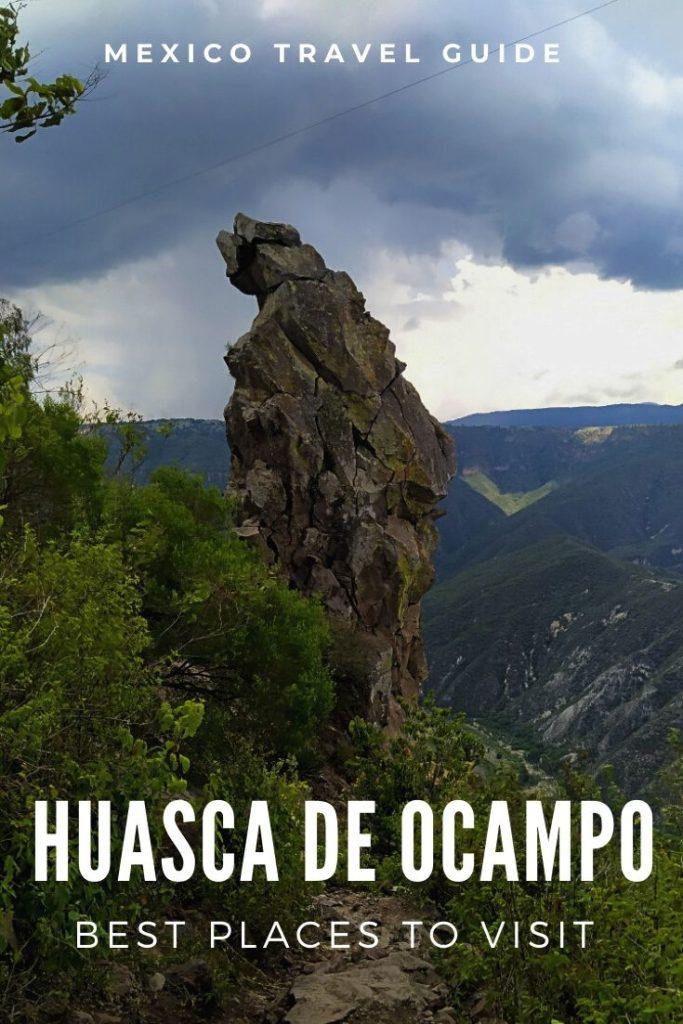 Huasca de Ocampo, HIdalgo, Mexico