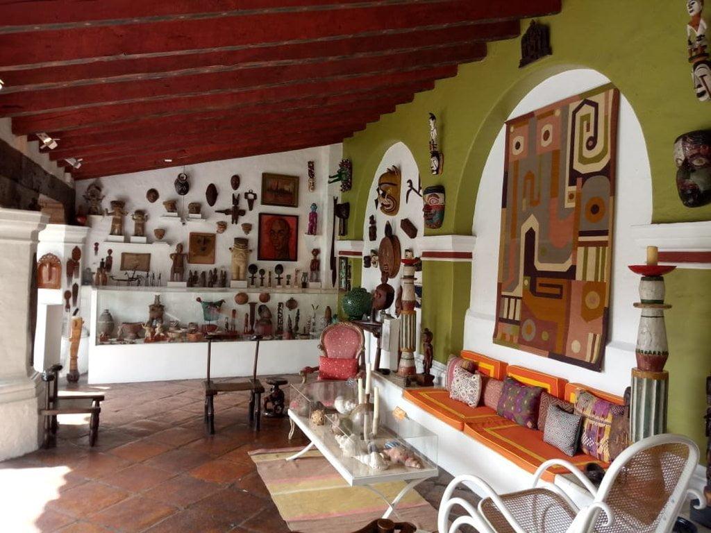 Robert Brady Museum, Cuernavaca