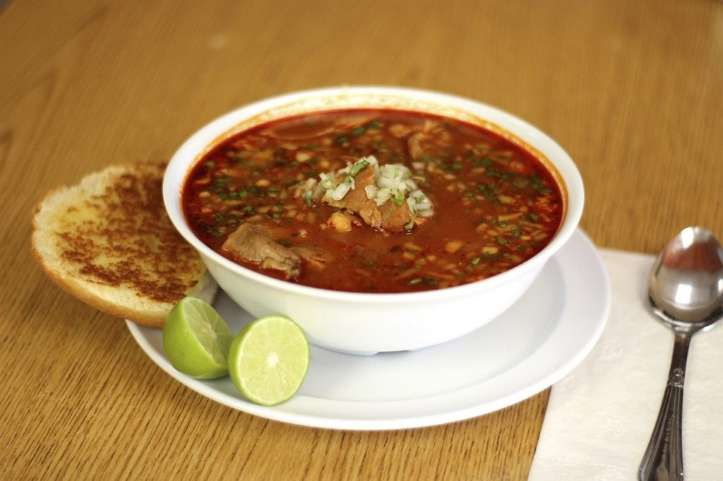 Pozole, Mexican food