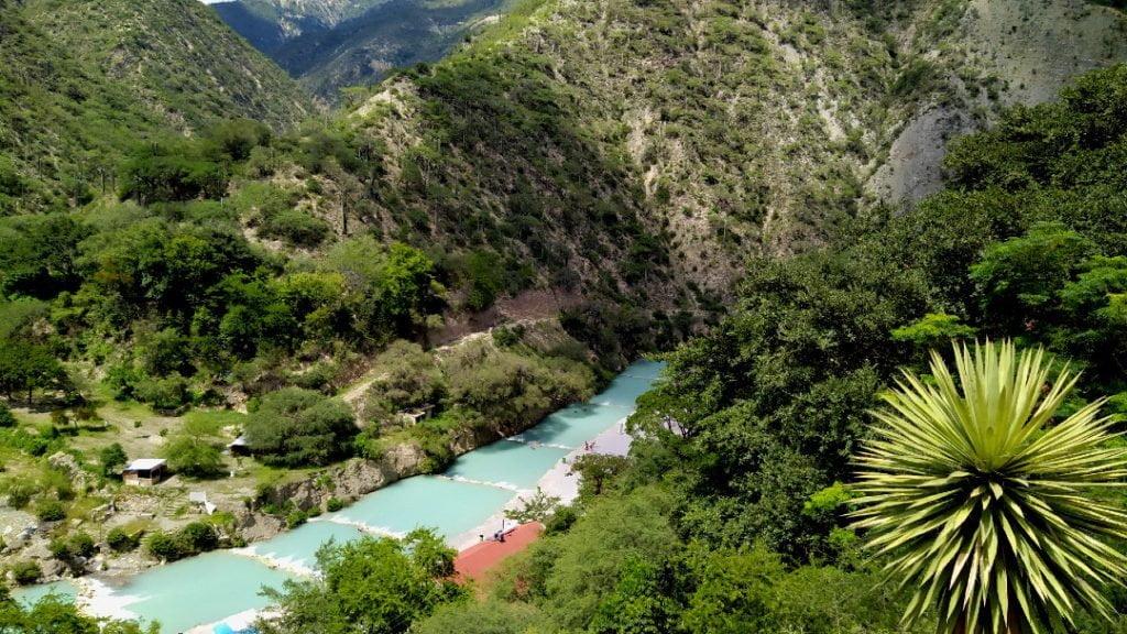 River, Tolantongo Caves, Hidalgo, Mexico
