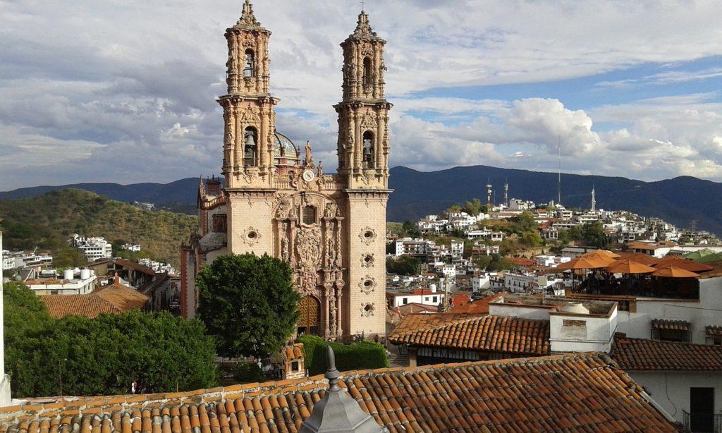 Santa Prisca Church, Taxco