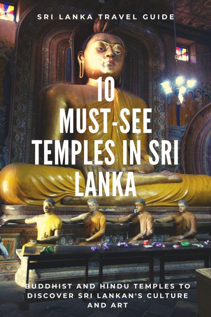 Temples in Sri Lanka
