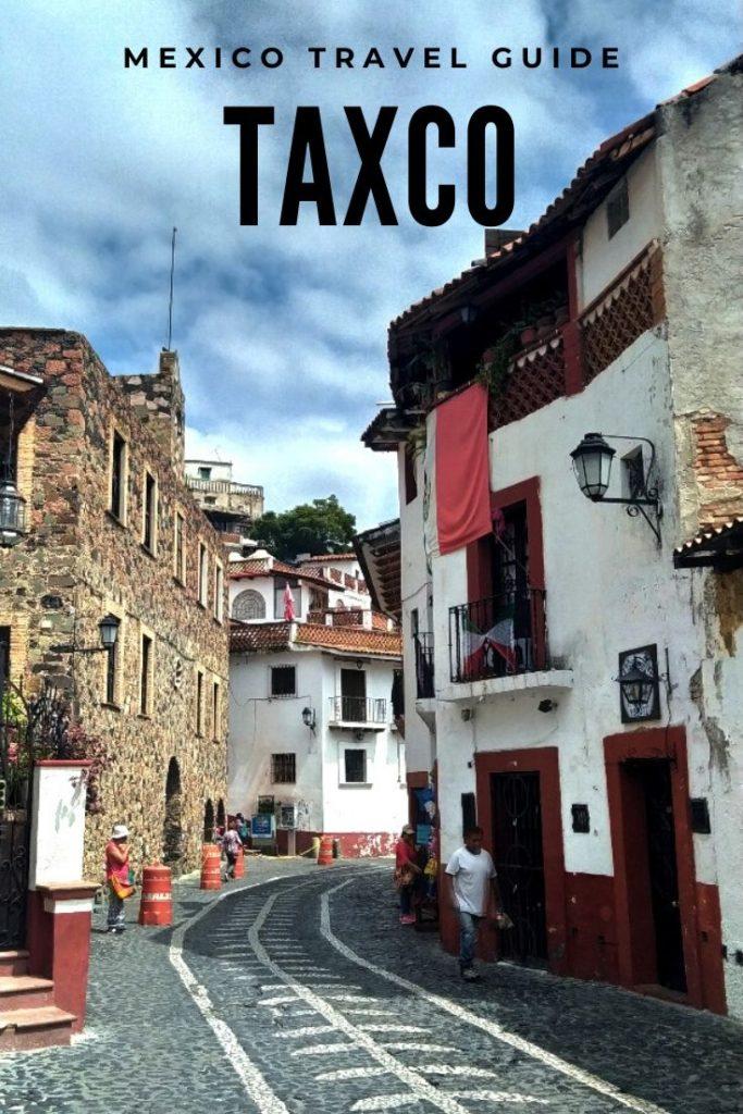 Taxco, Pueblo Magico in Mexico