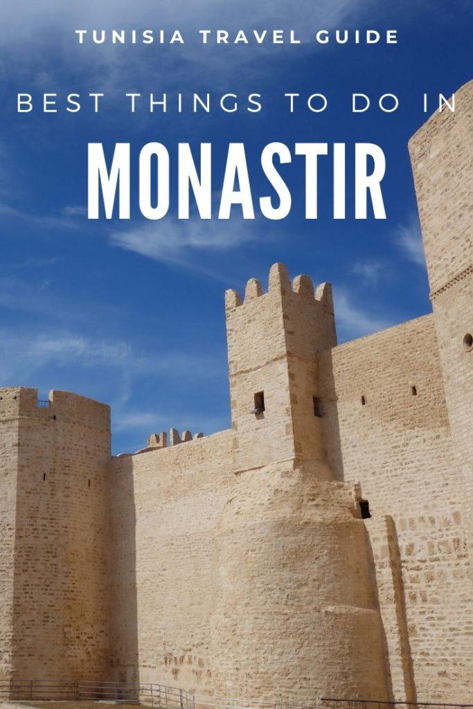 Monastir's Ribat