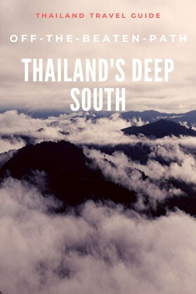 Deep south Thailand - What to do - Betong sea of clouds