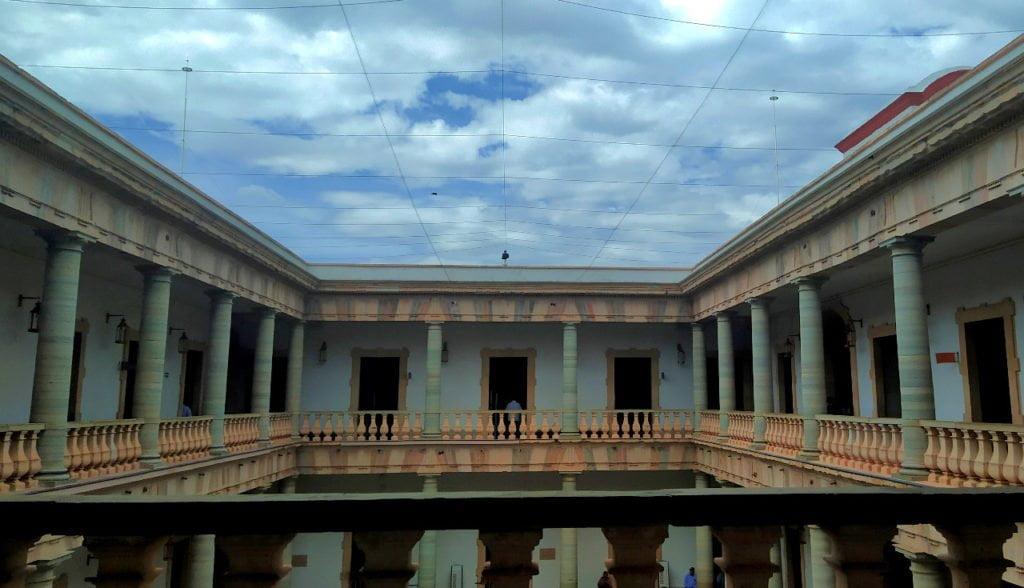 Alhondiga de Granaditas - Regional Museum of Guanajuato