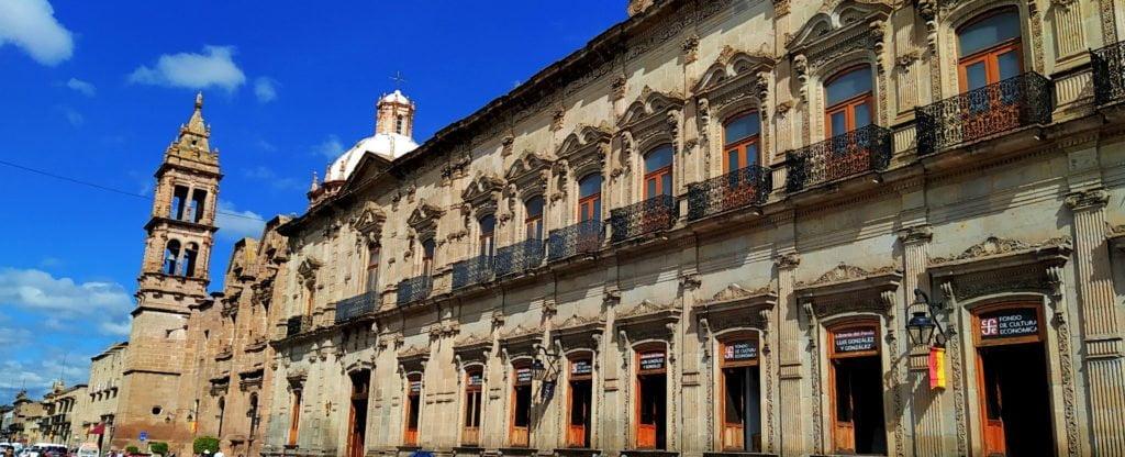 Avenida Francisco Madero, HIstoric Center of Morelia