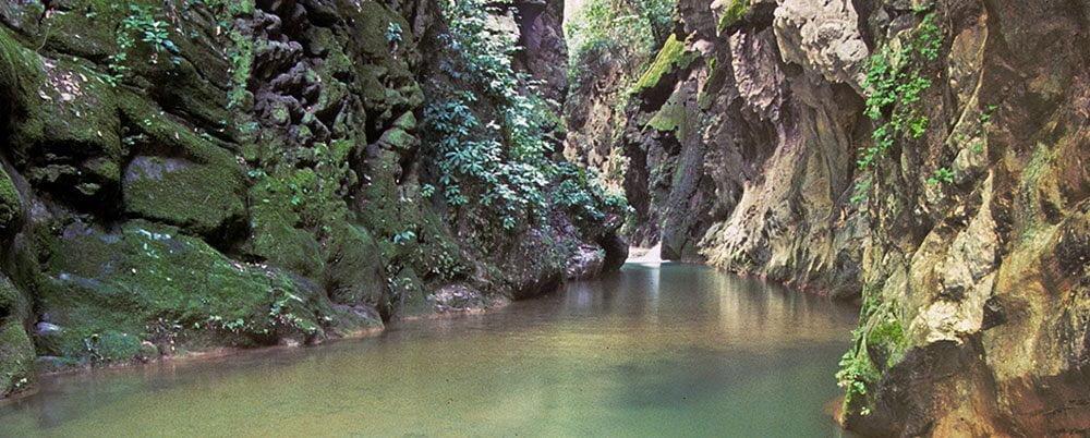 Cañon del Paraíso, Peñamiller, Sierra Gorda