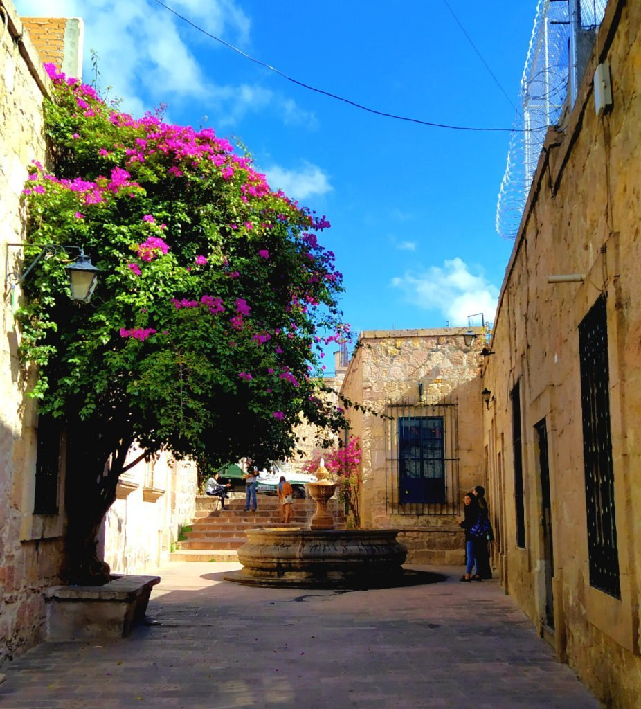 Callejon del Romance, Morelia