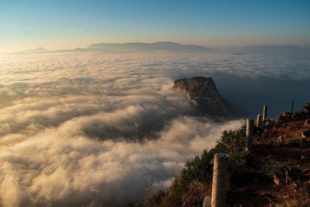 Cuatro Palos Viewpoint, Sierra Gorda, Queretaro