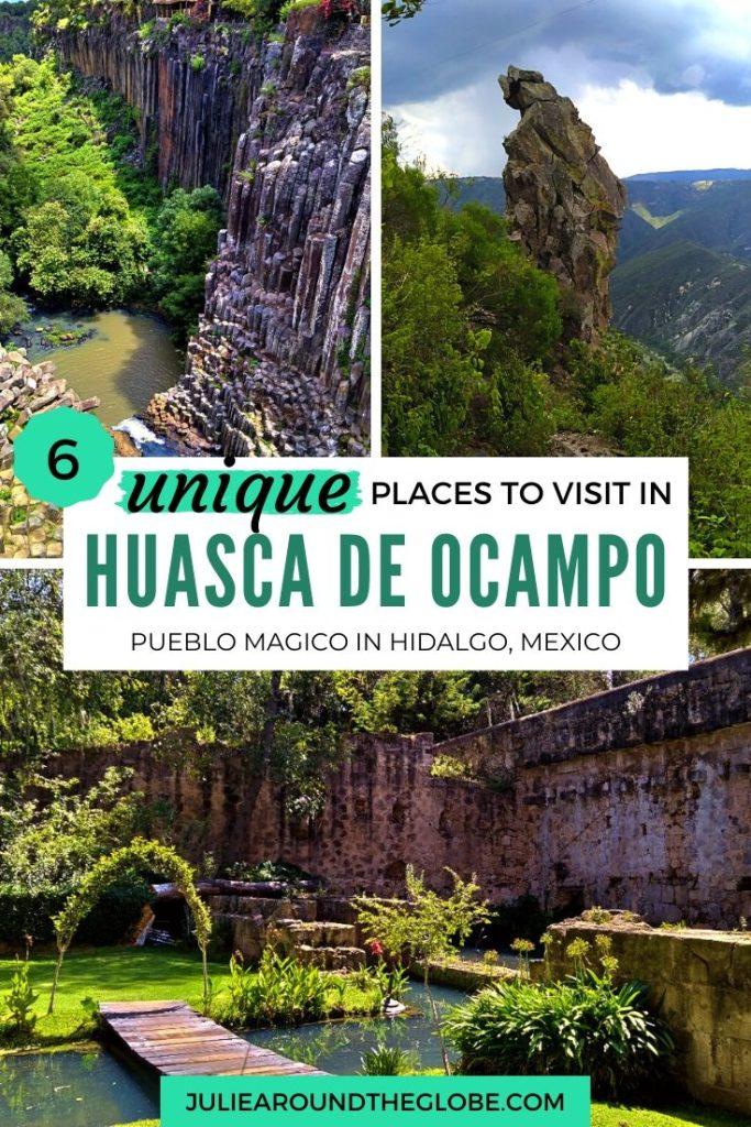 Huasca de Ocampo Travel guide, Mexico