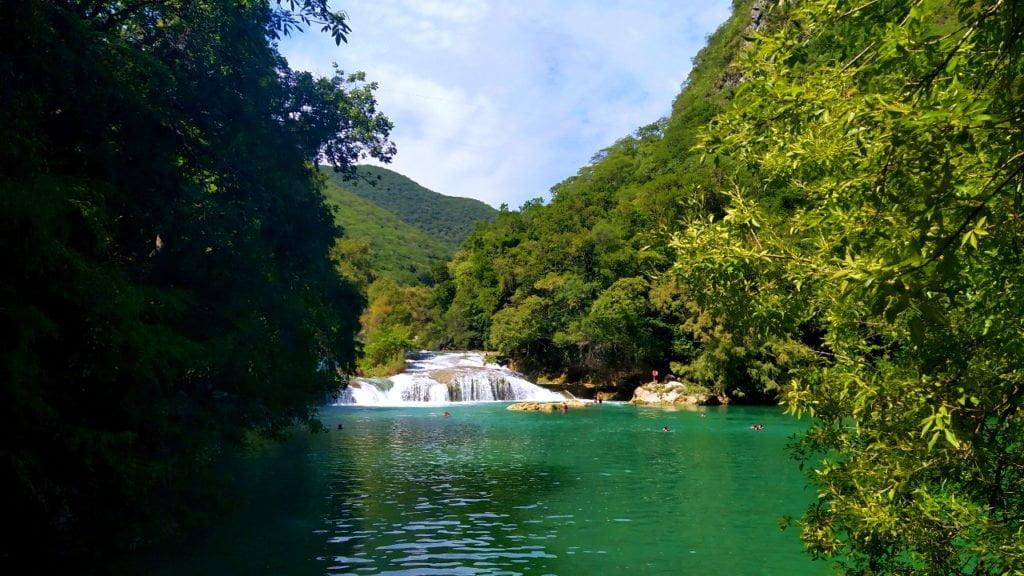 Micos Waterfall, Huasteca Potosina