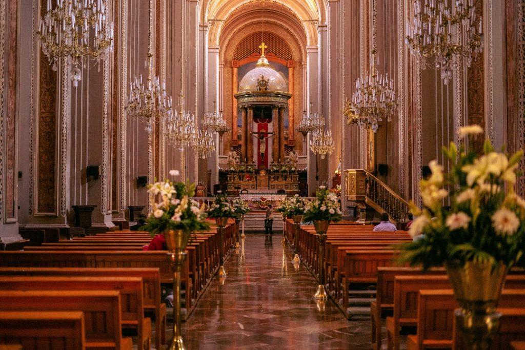Morelia Cathedral, Mexico