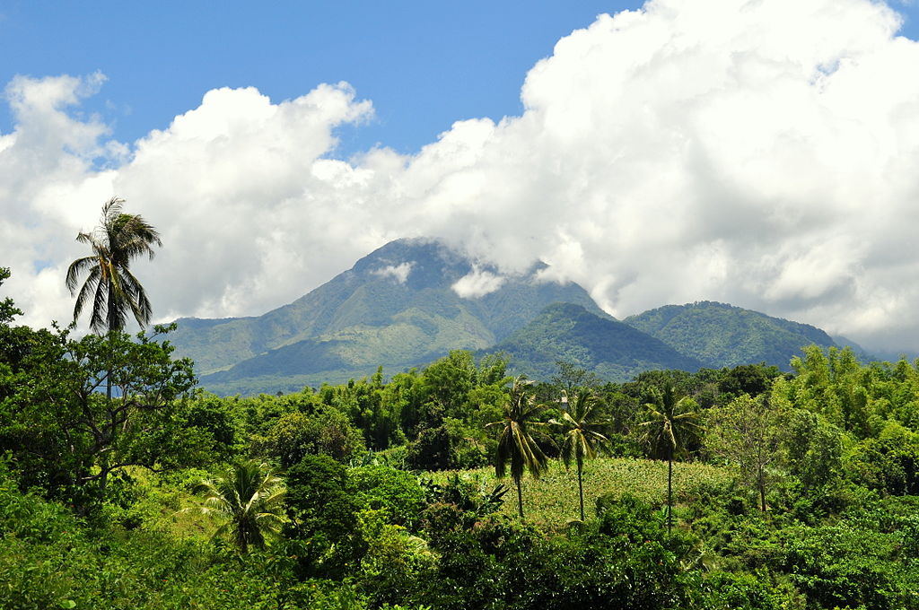 Mount Talinis, Negros, Philippines