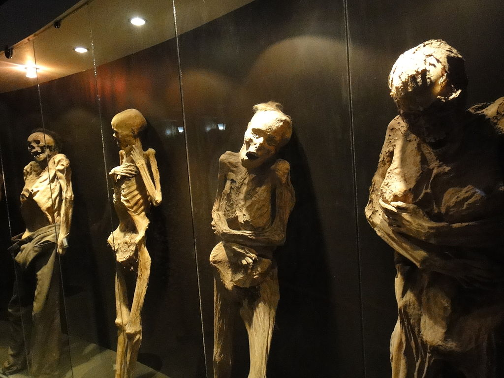 Mummies Museum, Guanajuato, Mexico