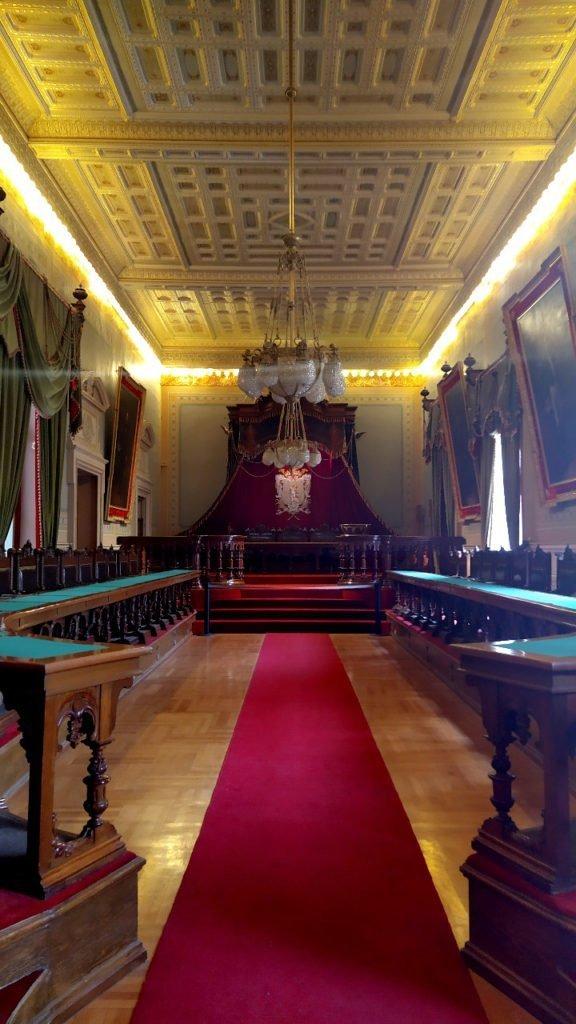 Museo Palacio de los Poderes, Guanajuato, Mexico