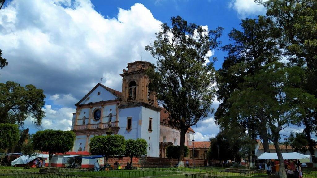 Nuestra Señora de la Salud Basilica, Patzcuaro