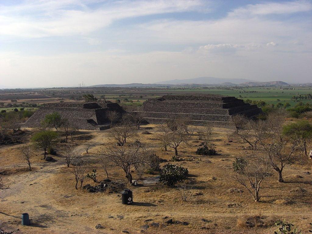 Peralta, Archaeological Ruins, Mexico