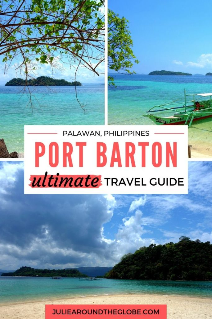 Port Barton Travel Guide, Palawan, Philippines