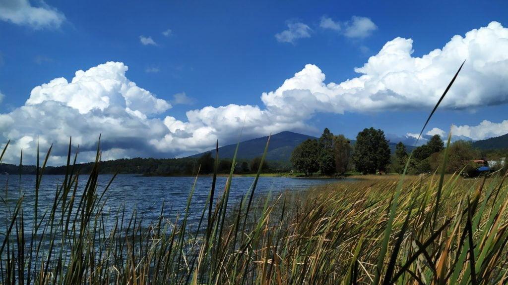 Zirahuen Lake, Michoacan, Mexico