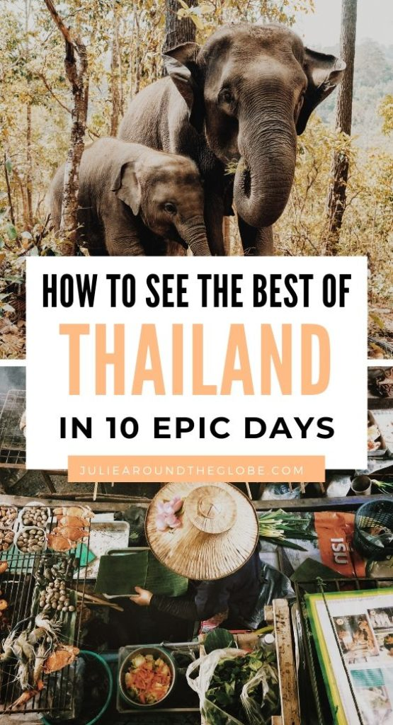 10 days in Thailand travel guide