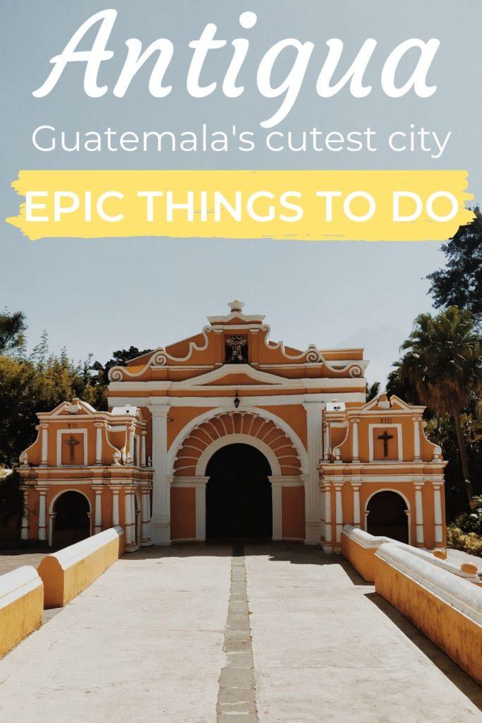 Antigua travel guide