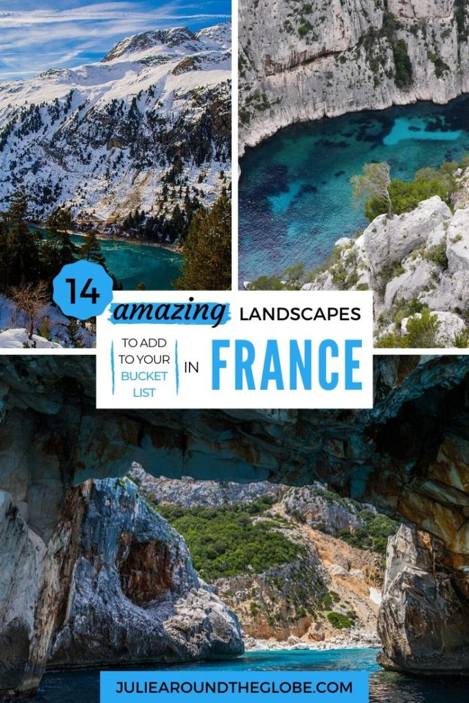 Best natural places to visit in France