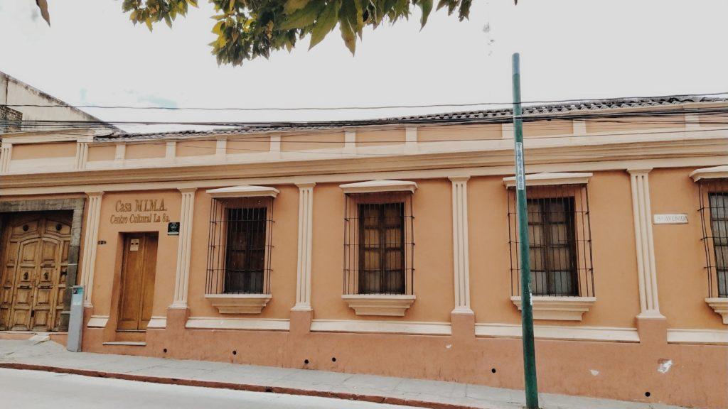 Casa Mima, Guatemala City