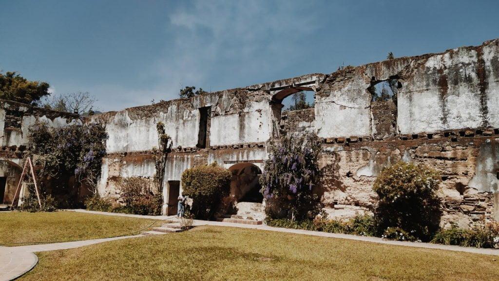 Ermita San Jeronimo, Antigua