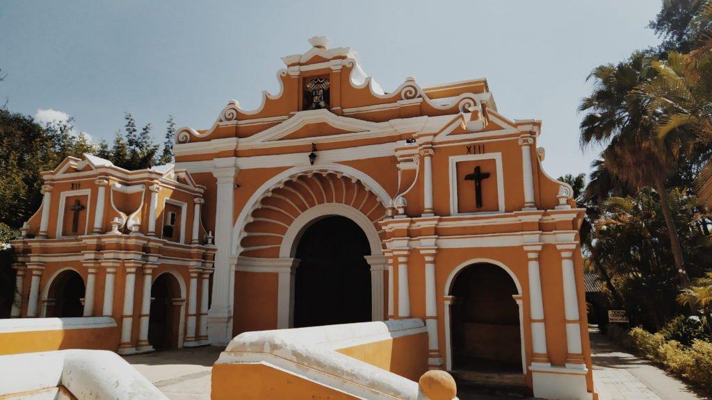 Ermita del Santo Calvario, Antigua