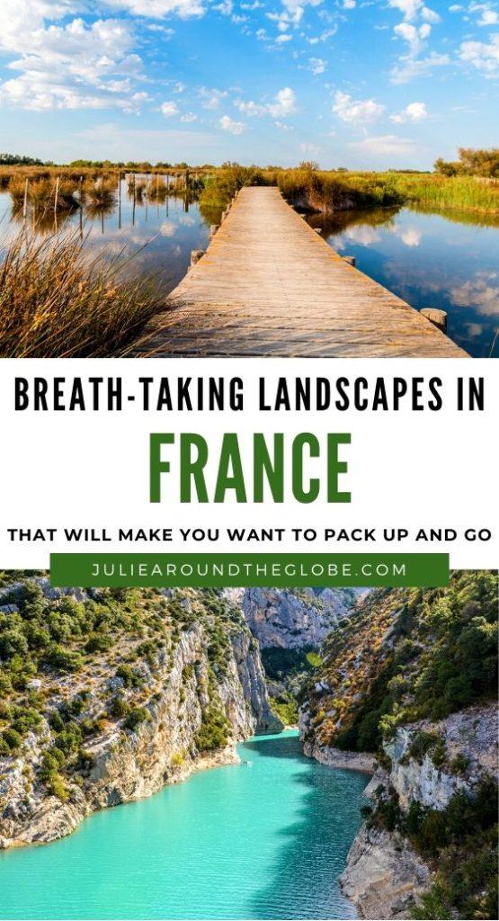 France Landscapes Travel Guide