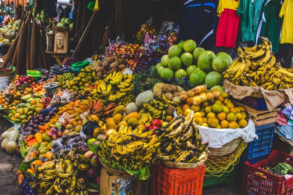 Fruits, Market Guatemala