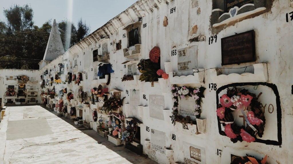 Cemetery, Antigua