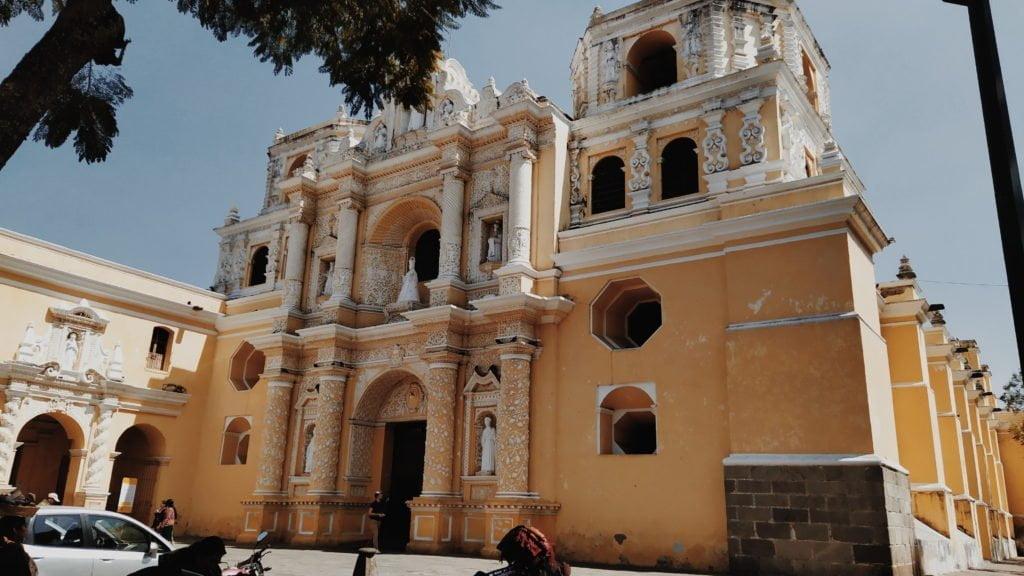 La Merced Church, Antigua
