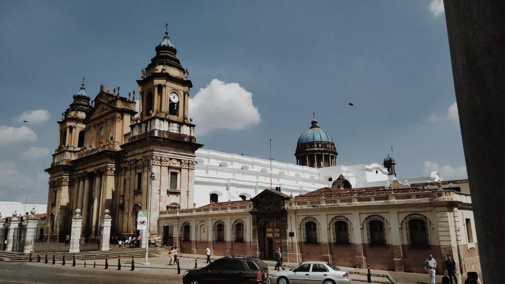 Metropolitan Cathedral, Guatemala City