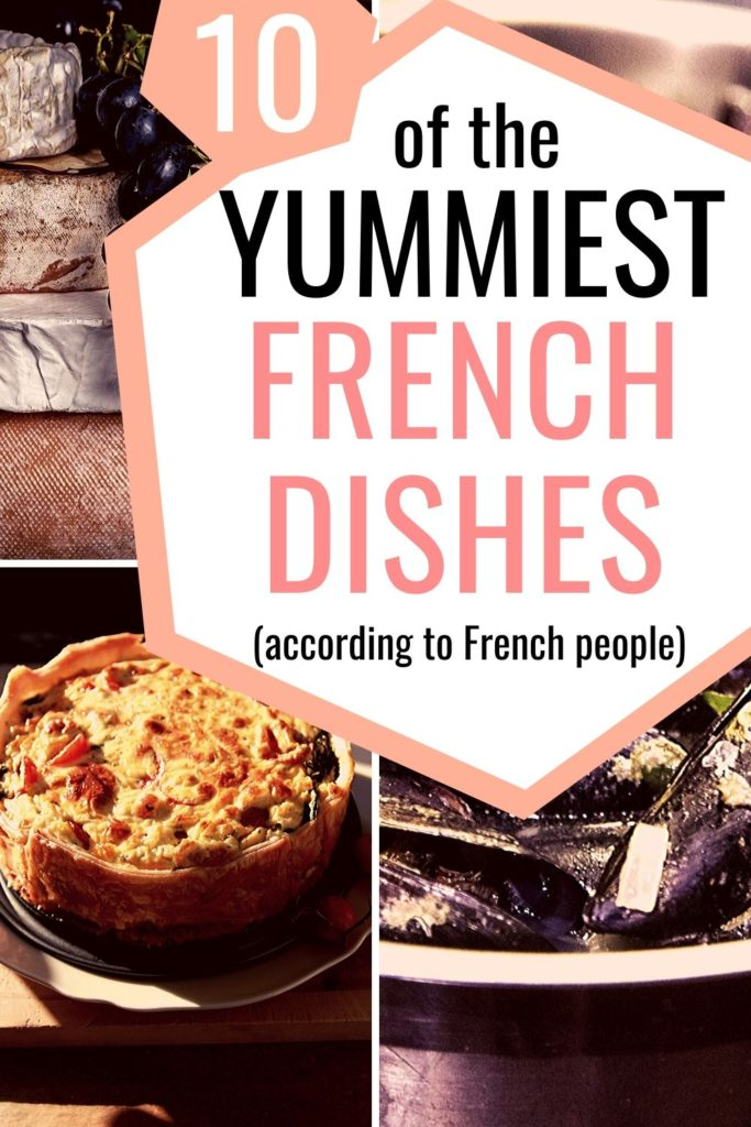 Must-try French food