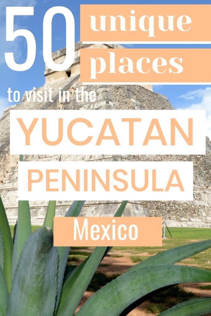 Riviera Maya Itinerary