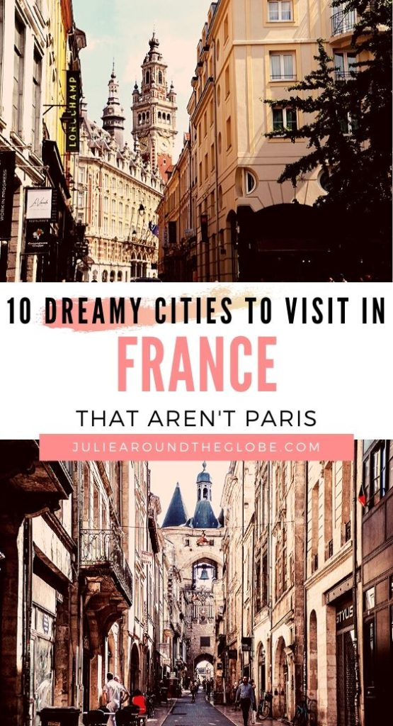 Top Cities to visit in France