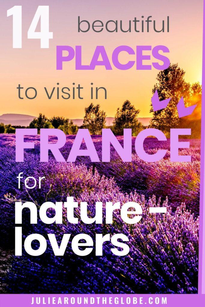 Landscapes France
