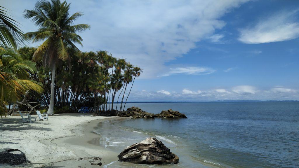 Playa Blanca, Livingston, Guatemala
