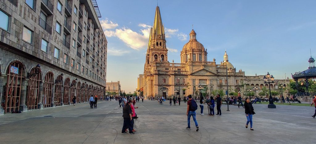 Guadalajara, popular Mexican destination