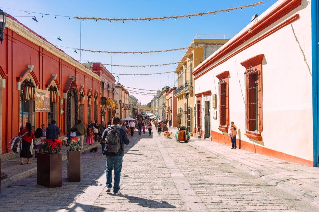 Oaxaca, popular destination in Mexico