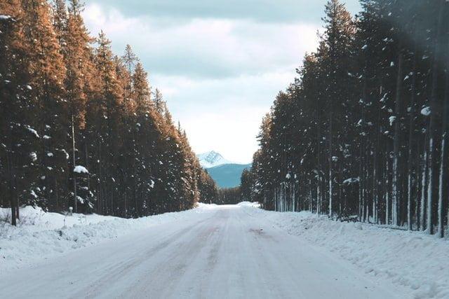 Banff winter activities