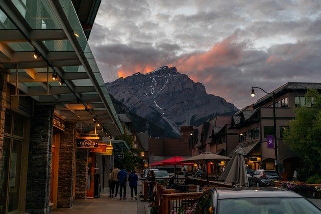 Cascade Mountain, Banff