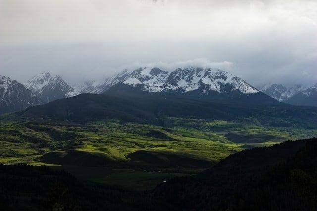 Colorado, USA Road trip