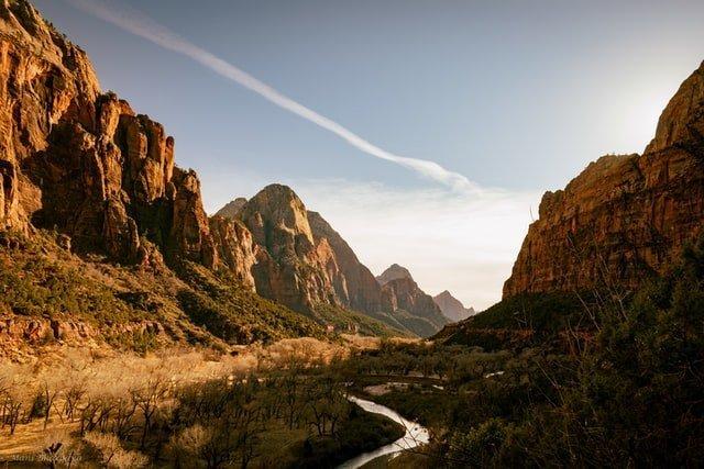 Zion National Park, Best Spring break destinations for families