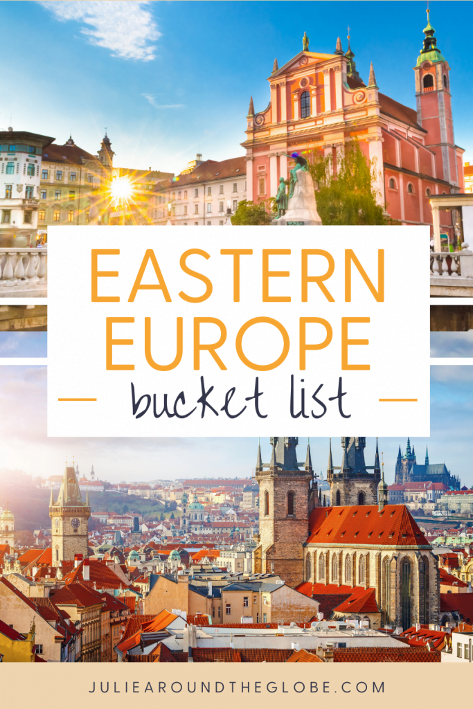 most beautiful cities in Eastern Europe