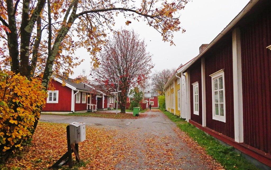 Gammelstad, Sweden - best towns in Europe