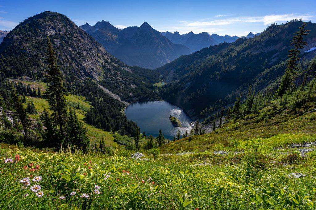 Maple Pass Trail North Cascades National Park